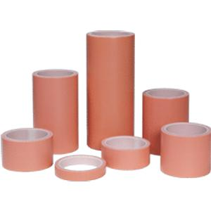 "Perma-Type Plastic Hospital Tape, Pink, Waterproof, Flexible, Latex 2"" X 5 Yds, 17"" Long"