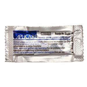 Aplicare Lubricating Jelly Packet, 3gm