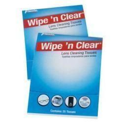 Flents® Wipe 'n Clear® Lens Cleaning Tissues 50 Count