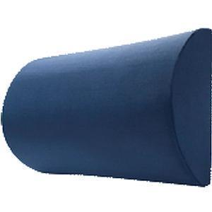 K2 Health Products Super Compressed Posture Support Half Roll Pillow 14-1/2 L X 8 X 4-1/2 Thickness, Multi-Position Use