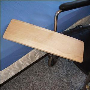 Safetysure Solid Maple Transfer Board, 24 X 8