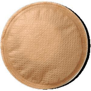 Kontiba Mini Stoma Cap With Absorbent Pad 20mm, Beige, Hypoallergenic
