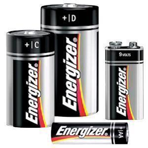 Energizer Personal Care Max® Alkaline Battery Aa, Mercury-Free
