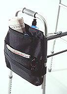 Walker Pouch 14x15x2 Side Mount