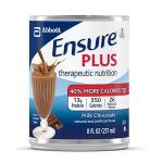 Product Photo: Abbott Nutrition Ensure® Plus® Ready-to-Drink Creamy Milk Chocolate Institutional 8Oz Can, Gluten-free, Low Residue