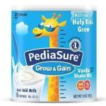 Product Photo: Pediasure Shake Mix, Powder, Vanilla 14 oz. (397 gram) - Item #: 5263343
