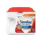 Product Photo: Abbott Nutrition Similac Go & Grow® Sensitive Stage 3 Toddler Nutrition Powder, 964g Tub