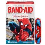 Product Photo: Band-Aid Decorative Spiderman Assorted 20 ct.