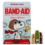 Product Photo: Band-Aid Decorative Peanuts Assorted 20 ct.