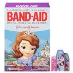 Product Photo: Band-Aid Decorative Sofia Assorted 20 ct.