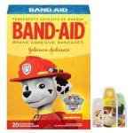 Product Photo: Band-Aid Decorative Paw Patrol Assorted 20 ct.