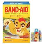 Product Photo: Band-Aid Decorative Lion Guard Assorted 20 ct.