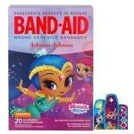Product Photo: Band-Aid Decorative Shimmer and Shine Assorted 20 ct.