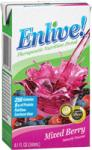 Product Photo: ENLIVE CLEAR MIXED BERRY, INSTITUTIONAL, 8 OZ