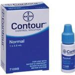Product Photo: Ascensia® Contour® Normal Level Control Solution 2-1/2mL