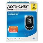 Product Photo: Roche Diagnostics Accu-Chek® Nano SmartView Care Kit