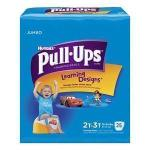 Product Photo: Huggies® Pull-Ups® Learning Designs® Training Pant, for Boy, Jumbo Pack, 2T to 3T