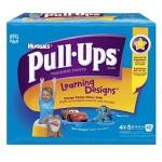 Product Photo: Huggies® Pull-Ups® Learning Designs® Training Pant, for Boy, Big Pack, 4T to 5T