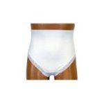 Product Photo: Options Ostomy Support Barrier Ladies' Brief with Built-In Ostomy Barrier/Support Medium