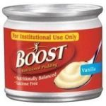 Product Photo: Boost Nutritional Vanilla Flavor Ready to Use Pudding 5 oz. Can - Item #: 8509450300EA
