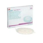 "Product Photo: 3M Tegaderm™ High Performance Foam Dressing Large Oval, 8-3/4"" x 7-1/2"" with 6-3/4"" x 5-1/2"" Pad"