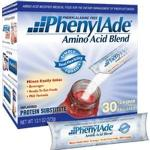 Product Photo: Applied Nutrition Corp PhenylAde® Amino Acid Blend 12.4g Pouch, 40 Calories, Unflavored