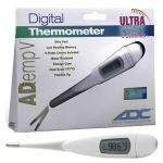 Product Photo: Adtemp V Fast Read Flex Tip Digital Thermometer