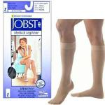 Product Photo: BSN Jobst® Ultrasheer Compression Stocking, Knee-High, Closed Toe, Firm, 20 to 30 mmHg, Large, Espresso