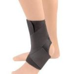 Product Photo: BSN Jobst Safe-T-Sport® EZ-On® Wrap Around Ankle Support Medium
