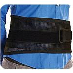 "Product Photo: Bell Horn Pull-IT™ Back and Abdominal Support 32"" to 51"" Waist, Adjustable, Light-weight, Black"