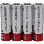 Product Photo: Supreme Technologies Inc AAA Alkaline Battery General Use
