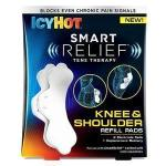 Product Photo: Chattem Icy Hot® Smart Relief™ TENS Therapy Knee and Shoulder Refill Pads