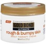 Product Photo: Gold Bond® Ultimate Rough and Bumpy Skin Daily Therapy Cream 8 oz.