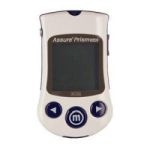 Product Photo: Arkray Assure® Prism Multi Blood Glucose Monitoring System, 3-2/3' x 2-1/5' x 5/6'