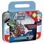 Product Photo: Cosrich Marvel Avengers Assemble™ Kids First Aid Kit, 13-Piece Tin