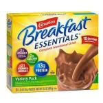 Product Photo: Carnation Instant Breakfast Essentials Variety Pack, 10 Ct