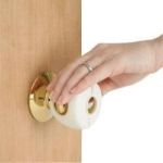 Product Photo: Safety 1st® Grip 'n Twist Door Knob Cover, 4/Pack