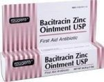 Product Photo: E Fougera & Co Bacitracin Zinc Ointment Usp 500 U/G 1 oz