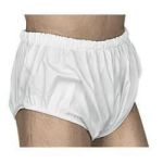 Product Photo: Quik-Sorb Reusable Incontinent Pants, X-Large, White - Item #: ESC6000XL
