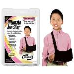 Product Photo: Joslin Ultimate Arm Sling® for Child, 50 lb to 90 lb Capacity, Black