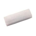 "Product Photo: Roscoe Medical Unit Pollen Filter 2"" x 7/8"" For SleepStyle 200 and 600 Series CPAP, White, Disposable"