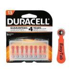 Product Photo: Optimal Duracell® EasyTab® Hearing Aid Battery, Size 13