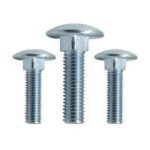 "Product Photo: Carriage Bolt for Wheelchair, 1/4"" - 20"" x 1"" - 1/4"" - Item #: INV1011479"