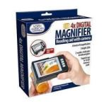 Product Photo: Digital 4X Magnifier with Cam - Item #: JIIJB7403