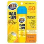 Product Photo: Ocean Potion® Sunscreen Dab-On Spotstick™ with SPF 50 0.65 oz