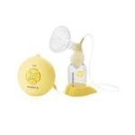 Product Photo: Medela Swing™ Solution Set Yellow, 2-Phase Expression Technology
