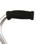 Product Photo: Foam Grip Handle for Offset Cane, Black - Item #: MNTMP93000
