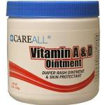 Product Photo: CareAll® Vitamin A & D Topical Ointment 15 oz