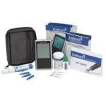 Product Photo: Omnis Health Embrace® No Code Talking Blood Glucose Meter Kit, AAA Batteries