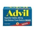 Product Photo: Advil® Tablets 100 Count